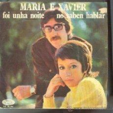 María e Xavier SG