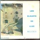 Discos de vinilo: LOS BLAUETS DE LLUC PROMO 1974 ALELUIA - SOR TOMASSETA - VOLGA VOLGA - BARCAROLA. Lote 26293187