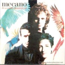 Discos de vinilo: DESCANSO DOMINICAL MECANO ARIOLA 1988. Lote 178919620