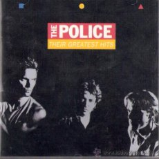 Disques de vinyle: SINGLES	THE POLICE	AM RECORDS	1990. Lote 26320112