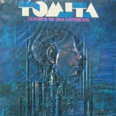 Discos de vinilo: CUADROS DE UNA EXPOSICIÓNLP TOMITA SINTETIZADORRCA1975. Lote 26330718