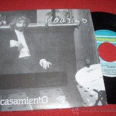 Discos de vinilo: RODRIGO DE CASAMIENTO/FIESTA DE CARNAVAL 7