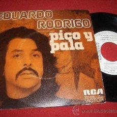 """Discos de vinilo: EDUARDO RODRIGO PICO Y PALA/DON JOSE 7"""" SINGLE 1975 RCA PROMO. Lote 26339738"""