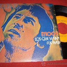 """Discos de vinilo: MOCHI LOS QUE SE VAN/FUE AYER 7"""" SINGLE 1971 RCA. Lote 26340029"""