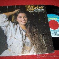 Discos de vinilo: LUCIA PENSAMIENTOS/ME DA IGUAL 7