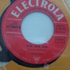 Discos de vinilo: LOS JAVALOYAS-REIR-VUELO 502 EDICION ALEMANA. Lote 26342993