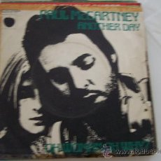 Discos de vinilo: PAUL MCCARTNEY - ANOTHER DAY-OH WOMAN WHY ORIGINAL FRANCES. Lote 26344401