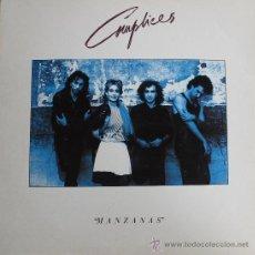 Discos de vinilo: COMPLICES - MANZANAS - RCA 1987. Lote 26390938