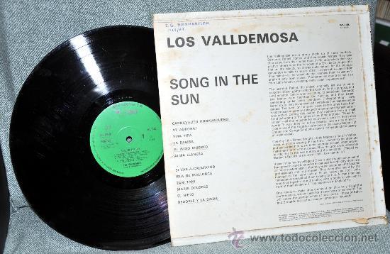 Discos de vinilo: CONTRAPORTADA - Foto 2 - 26347077
