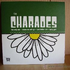 Discos de vinilo: THE CHARADES ---- THE ONLY ONE + 3 - EP. Lote 31165203