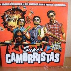 Discos de vinilo: SUPER CAMORRISTAS ---- KILL THE COP + 3 - EP. Lote 26362636