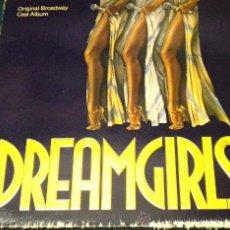 Discos de vinilo: DREAMGIRLS - ORIGINAL BROADWAY CAST ALBUM - WB - 1992 - MADE IN USA. Lote 206281962