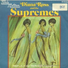 Discos de vinilo: DIANA ROSS & THE SUPREMES SINGLE SELLO TAMLA MOTOWM AÑO 1967. Lote 26405706