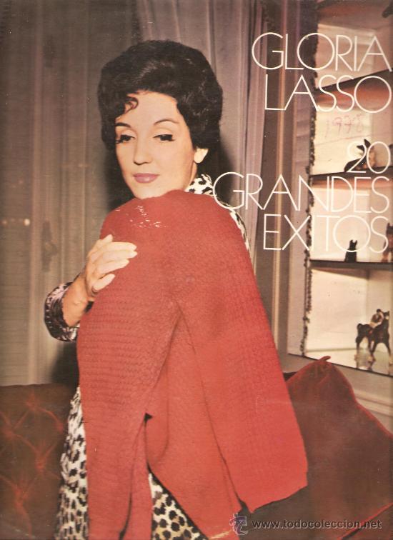 DOBLE LP GLORIA LASSO - 20 GRANDES EXITOS - TEMAS DE ARY BARROSO, AGUSTIN LARA, MAESTRO PADILLA (Música - Discos - LP Vinilo - Solistas Españoles de los 50 y 60)