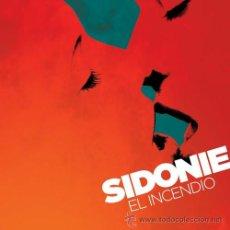 Discos de vinilo: LP SIDONIE EL INCENDIO VINILO 180G. Lote 94555738