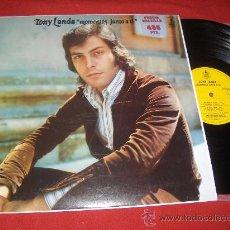 Discos de vinilo: TONY LANDA MOMENTOS JUNTO A TI LP 1983 HISPAVOX LOS MITOS EXCELENTE ESTADO. Lote 48845203