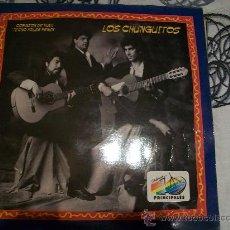 Discos de vinilo: LOS CHUNGUITOS MAXI CORAZON DE RUBI. Lote 26447655