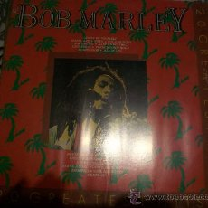 Discos de vinilo: BOB MARLEY LP 20 GREATEST HITS. Lote 26448188