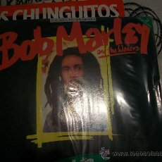 Discos de vinilo: BOB MARLEY AND THE WAILERS DOBLE LP THE COLECTION. Lote 26448262