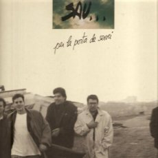 Discos de vinilo: 2 LP´S SAU : PER LA PORTA DE SERVEI + NO PUC DEIXAR DE FUMAR . Lote 31524721
