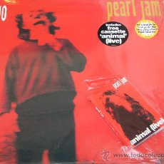 Discos de vinilo: PEARL JAM LP GO + CASSETE. SIN ABRIR MINT. SOUNDGARDEN,ALICE IN CHAINS. Lote 26494670