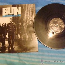 Discos de vinilo: GUN. TAKING ON THE WORLD. LP. Lote 26513549
