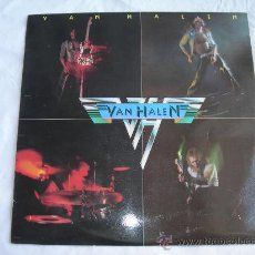 Discos de vinilo: LP VAN HALEN // DISCO PROMOCIONAL EDICION ESPAÑOLA AÑO 1978 // CONTIENE ENCARTE. Lote 26528322