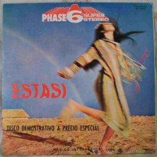 Discos de vinilo: DISCOS (ESTASI) ORQUESTAS VARIAS. Lote 26540959