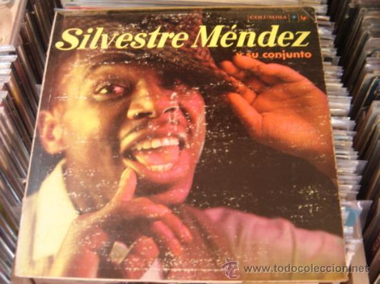 SILVESTRE MENDEZ Y SU CONJUNTO LP - 33 REVOLUCIONES (Música - Discos - LP Vinilo - Grupos y Solistas de latinoamérica)