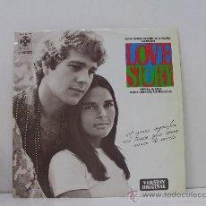 Discos de vinilo: LOVE STORY - EDICION ESPAÑOLA - HISPAVOX 1971. Lote 26551812