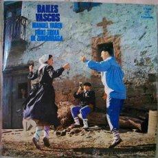 Disques de vinyle: DISCOS (BAILES VASCOS). Lote 26583879