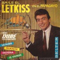 Discos de vinilo: EP-DUBE Y SU...-BELTER 51464-1964. Lote 26591938