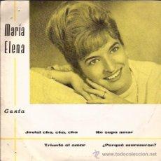Discos de vinilo: EP-MARIA ELENA-BCD 2-1964-ED-ESPAÑOLA. Lote 26592005