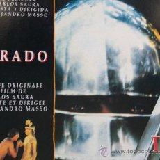 Discos de vinilo: EL DORADO,(CARLOS SAURA)B.S.O. DEL 88. Lote 26601221