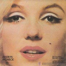 Discos de vinilo: MARILYN MONROE - 1982. Lote 26621104
