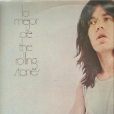 Discos de vinilo: DOBLE LP THE ROLLING STONES :LO MEJOR DE LOS ROLLING STONES STEREO SKL 305 14/15. Lote 26663254