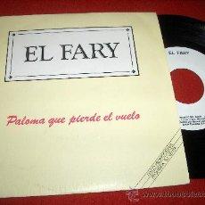 """Discos de vinilo: EL FARY PALOMA QUE PIERDE EL VUELO/EL BICHITO DEL AMOR 7"""" SINGLE 1982 ARIOLA PROMO. Lote 26666905"""