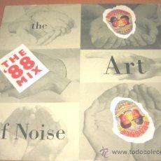 Discos de vinilo: THE ART OF NOISE - DRAGNET - MX - CHINA RECORDS 1988 CHINAX 4-A - COMO NUEVO / N MINT. Lote 26677367
