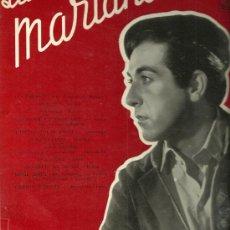 Discos de vinilo: LUIS MARIANO 10¨ (25 CTMS.) SELLO LA VOZ DE SU AMO EDITADO EN FRANCIA.. Lote 26688223