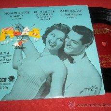 """Discos de vinilo: MANTOVANI / ANTON KARAS / FRANK CHACKSFIELD /STANLEY BLACK 7"""" EP 195? DECCA EDICION ESPAÑOLA. Lote 26706740"""