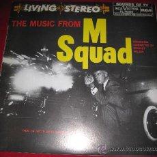 Discos de vinilo: LP-M SQUAD-STANLEY WILSON-REEDICION ESPAÑOLA-1984-JAZZ TV BSO. Lote 26707216