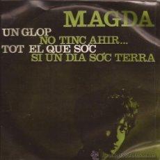 Discos de vinilo: EP-MAGDA-EDIGSA 50-1964-. Lote 26707827