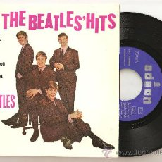 Discos de vinilo: THE BEATLES - SHE LOVES YOU - FIRST PRESS. Lote 26217028
