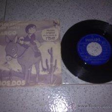 Discos de vinilo: DISCO DE VINILO MUY DIFICIL DE ENCONTRAR LOS DIBUJOS DE MARCO!! MIRA DESCRIPCION. Lote 85736064