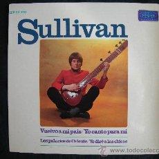 Discos de vinilo: EP SULLIVAN // FRENCH FREAKBEAT SITAR // AÑO 1967. Lote 26740037