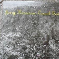 Discos de vinilo: JERRY HARRISON, CASUAL GODS, LP, FONTANA 1.988. Lote 26743008
