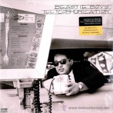 Discos de vinilo: 2LP BEASTIE BOYS ILL COMMUNICATION 180G VINILO. Lote 174237589
