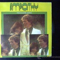 Discos de vinilo: FREYA & BERND WIPPICH - SYMPATHY - SINGLE ESPAÑOL. Lote 26920368