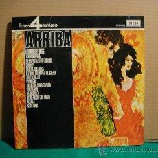 Discos de vinilo: EDMUNDO ROS -- ARRIBA. Lote 26799173