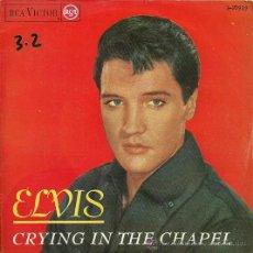 Discos de vinilo: ELVIS PRESLEY EP SELLO RCA VICTOR AÑO 1965. Lote 26818646